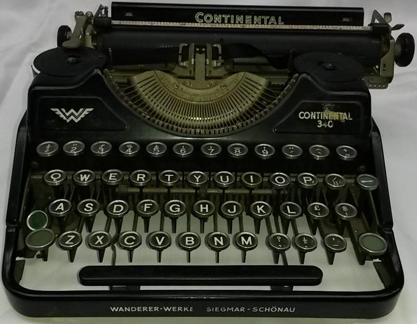 Typemachine Continental